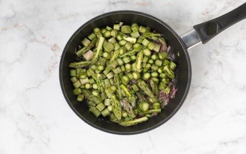 Preparazione Fagottini agli asparagi  - Fase 1