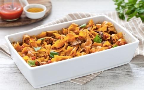 Preparazione Pappardelle al curry - Fase 4