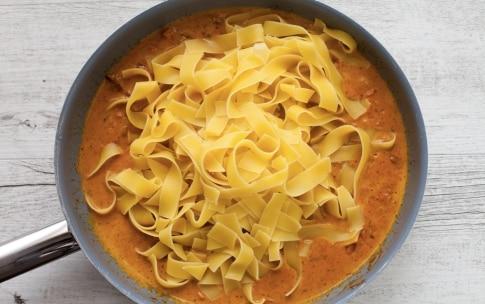 Preparazione Pappardelle al curry - Fase 3