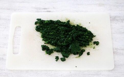Preparazione Ravioli di ricotta e spinaci - Fase 2