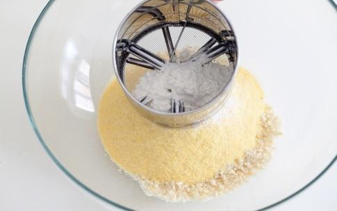 Preparazione Torta sbriciolosa - Fase 2
