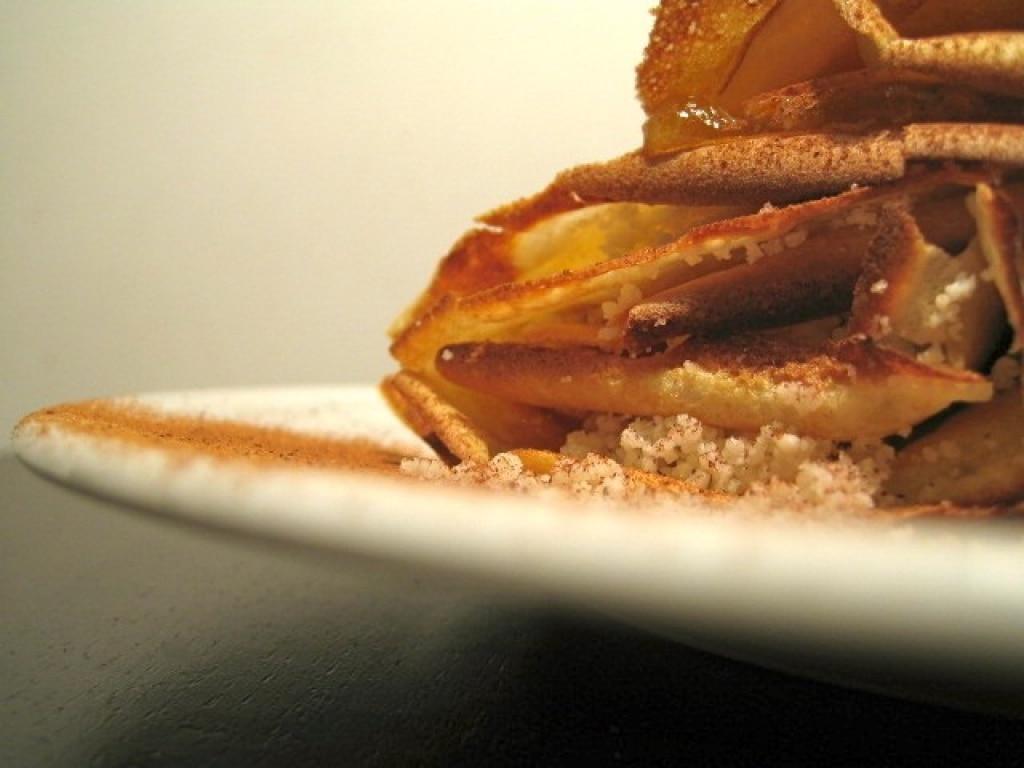 Ricetta crepes con la marmellata