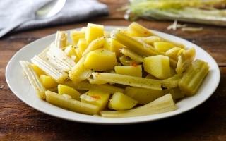Cardi e patate