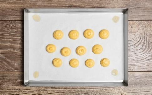 Preparazione Bignè salati ripieni - Fase 3