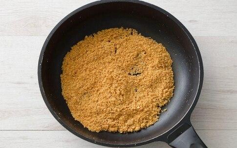 Preparazione Bucatini con il pangrattato - Fase 2
