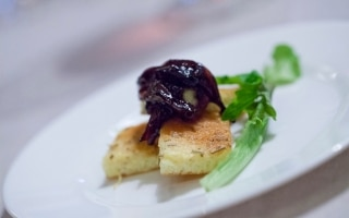 Frittata al rosmarino con cipolla al...