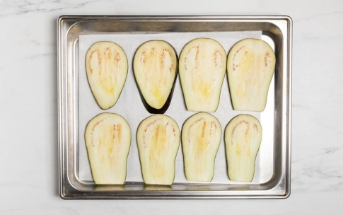Preparazione Involtini di melanzane - Fase 1
