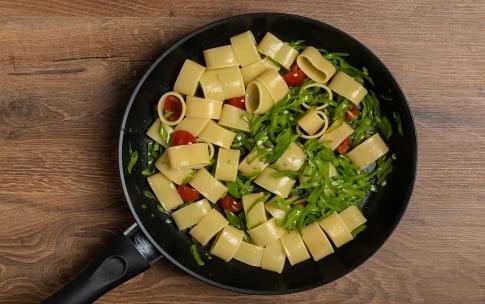 Preparazione Carbonara di verdure - Fase 3