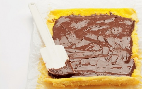 Preparazione Rotolo al cioccolato - Fase 3
