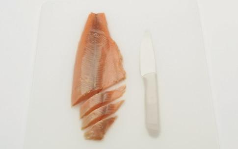 Preparazione Crema di cannellini con trota salmonata al rosmarino - Fase 3