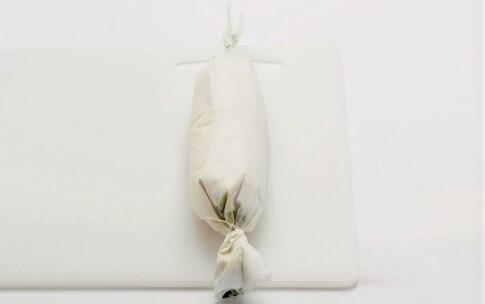 Preparazione Rotolo di patate e spinaci - Fase 3