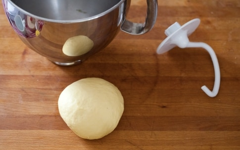 Preparazione Strudel di mele - Fase 1