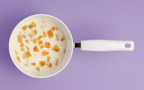 Preparazione Crema dolce di zucca con cannella e zucchero di canna - Fase 1