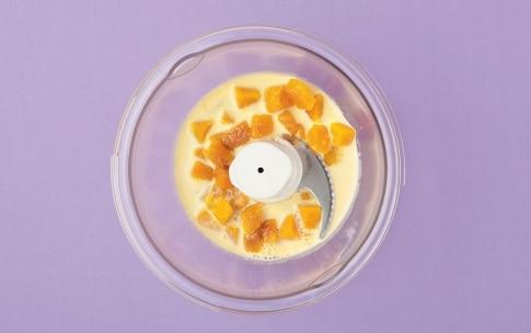 Preparazione Crema dolce di zucca con cannella e zucchero di canna - Fase 2