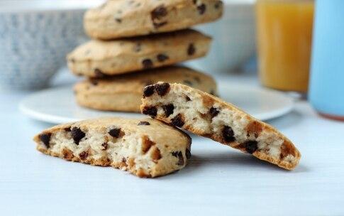 Preparazione Biscotti con gocce di cioccolato - Fase 6