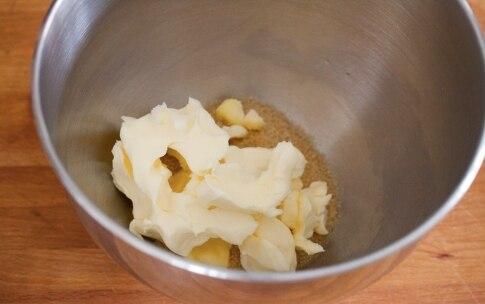 Preparazione Biscotti ai fiocchi d'avena con cioccolato e ananas - Fase 1