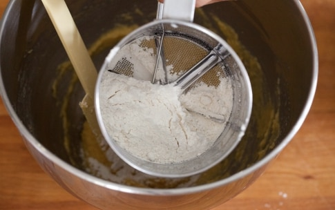 Preparazione Biscotti ai fiocchi d'avena con cioccolato e ananas - Fase 2