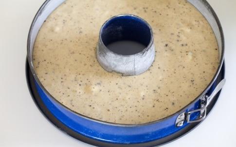 Preparazione Ciambella soffice con mandorle pralinate - Fase 5