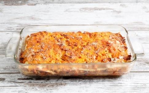 Preparazione Lasagne alla zucca con salsiccia - Fase 8