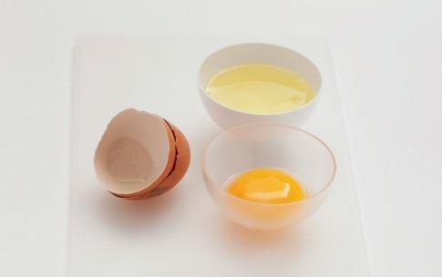 Preparazione Minestrina con stracciatella d'uovo e zucchine grattugiate - Fase 2
