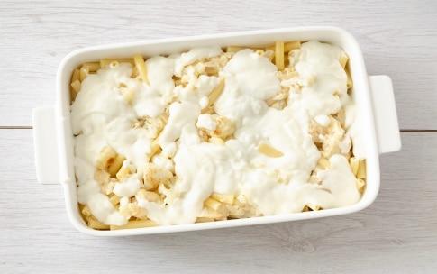 Preparazione Pasta al forno con cavolfiore - Fase 5