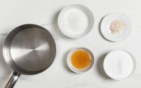 Preparazione Sorbetto al cioccolato - Fase 1