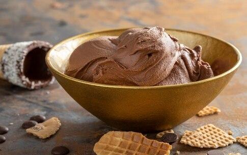 Preparazione Sorbetto al cioccolato - Fase 3
