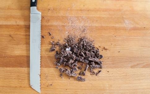 Preparazione Cioccolata allo zenzero - Fase 1