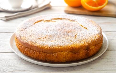 Preparazione Pan d'arancia - Fase 3