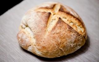 Pane di rimacinato con doppia lievitazione