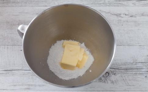 Preparazione Biscotti sablé al burro salato - Fase 1
