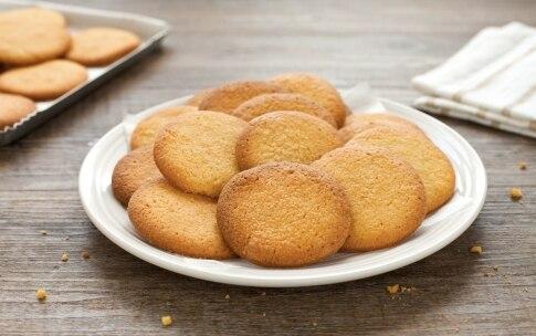 Preparazione Biscotti sablé al burro salato - Fase 4