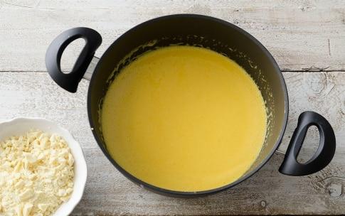 Preparazione Cestini con cioccolato bianco al lime - Fase 3