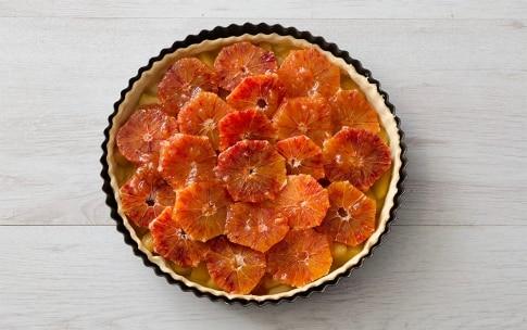 Preparazione Crostata caramellata di mele e arance - Fase 4