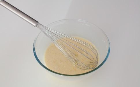 Preparazione Crostata di mele con crema - Fase 4