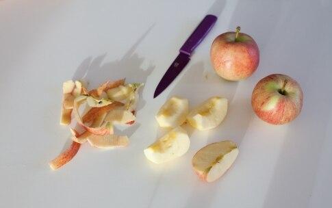 Preparazione Crostata di mele con crema - Fase 5
