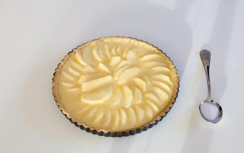 Preparazione Crostata di mele con crema - Fase 6