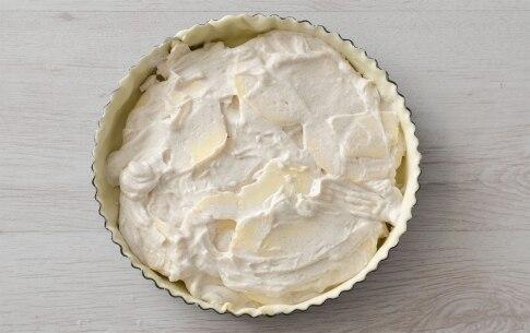 Preparazione Crostata di ricotta e mele - Fase 3