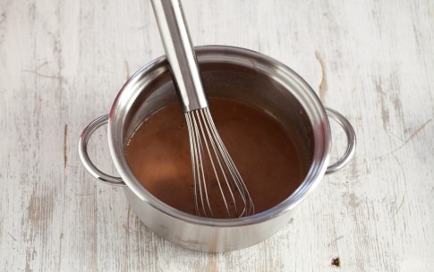 Preparazione Dolce morbido di castagne e cioccolato - Fase 1