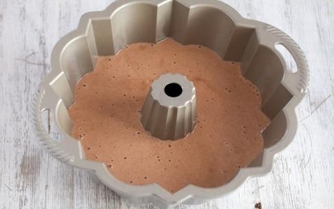 Preparazione Dolce morbido di castagne e cioccolato - Fase 4