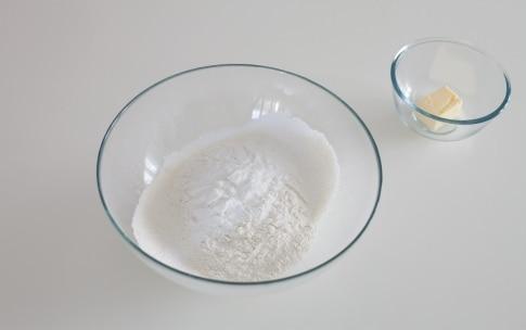 Preparazione Focaccine dolci con marmellata - Fase 1