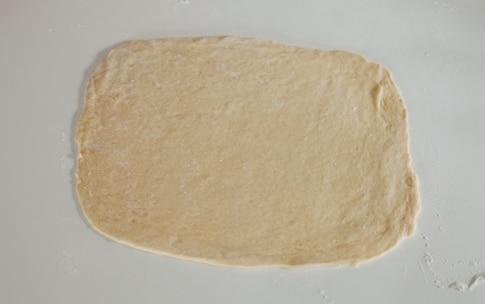 Preparazione Rolls alla cannella - Fase 2