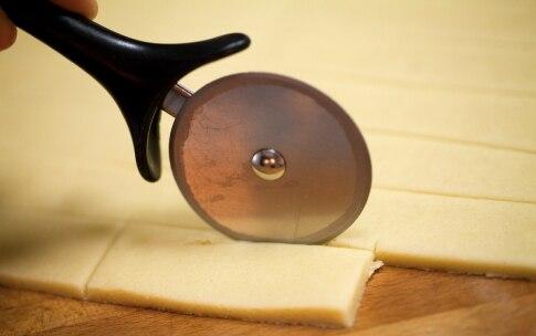 Preparazione Shortbread - Fase 3