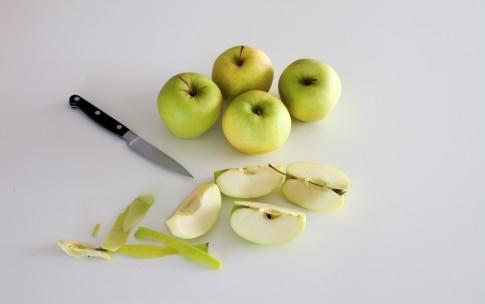 Preparazione Tarte Tatin di mele - Fase 2