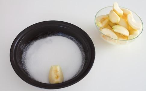 Preparazione Tarte Tatin di mele - Fase 3