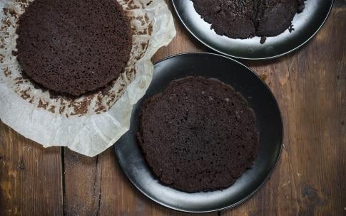 Preparazione Torta all'Irish Coffee - Fase 4