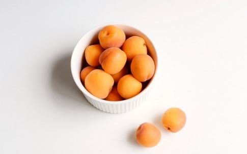 Preparazione Tortine alle albicocche - Fase 1