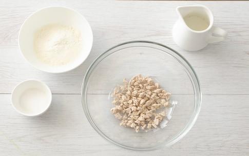Preparazione Treccia dolce allo yogurt - Fase 1