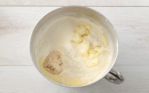 Preparazione Treccia dolce allo yogurt - Fase 3