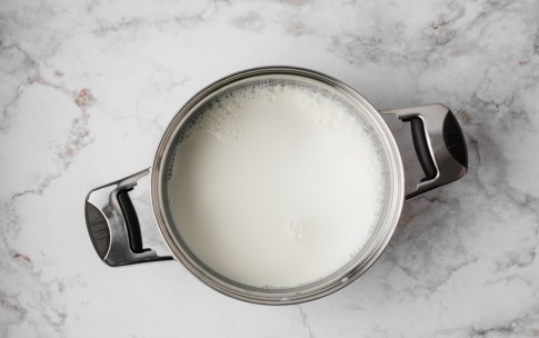 Preparazione Crème caramel - Fase 1